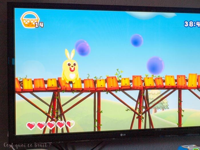 Test de la console Storio TV de VTECH