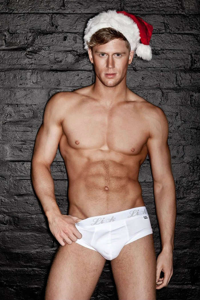 Je veux un Père Noël sexy