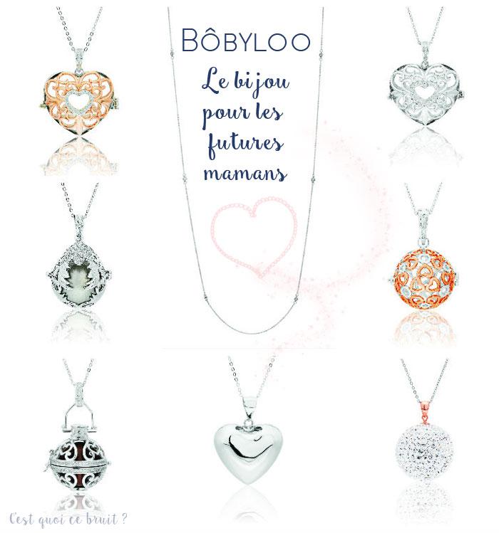 Bobyloo le bijou de grossesse à offrir aux futures mamans