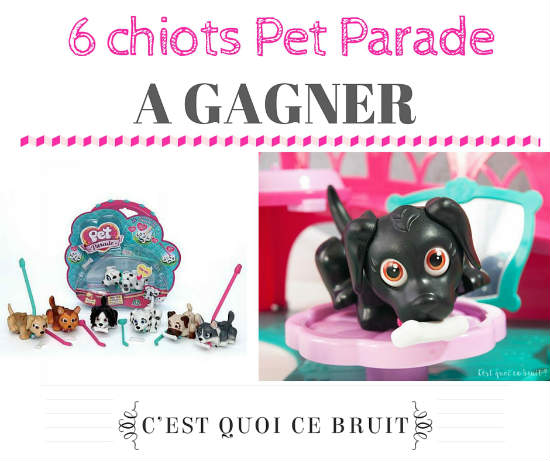 Concours Pet Parade