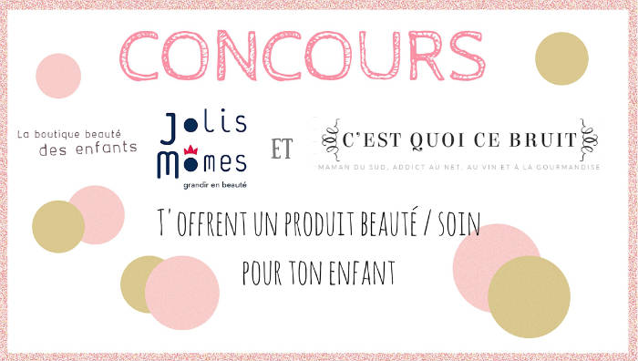 Jolis mômes, la chouette boutique de cosmétiques pour les enfants