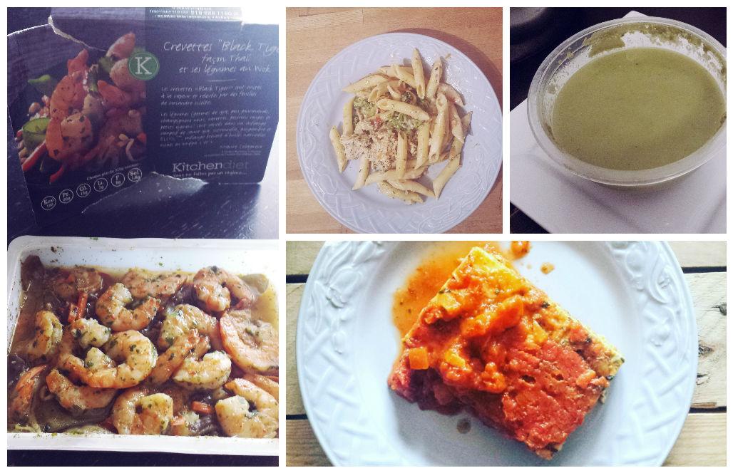 J'ai testé Kitchendiet, les plats minceur frais