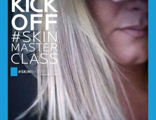 Viens me parler de ta peau avec les #SkinMasterClass !
