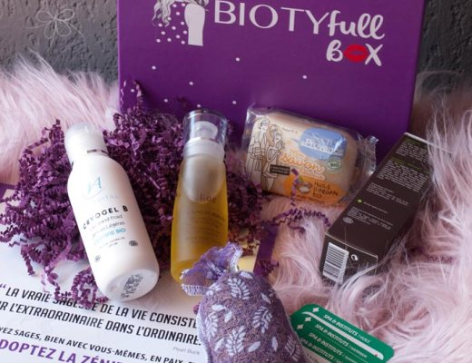 La Biotyfull box mars est-elle zen ?