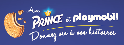 collaboration prince playmobil