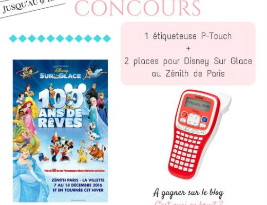 Concours étiqueteuse P-Touch Brother