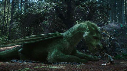 Emotions avec Peter et Elliott le dragon