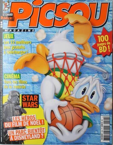 Magazine pour enfant : Picsou