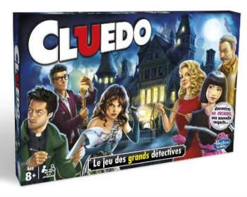 Nos jeux de société préférés pour Noël 2016 : Cluedo