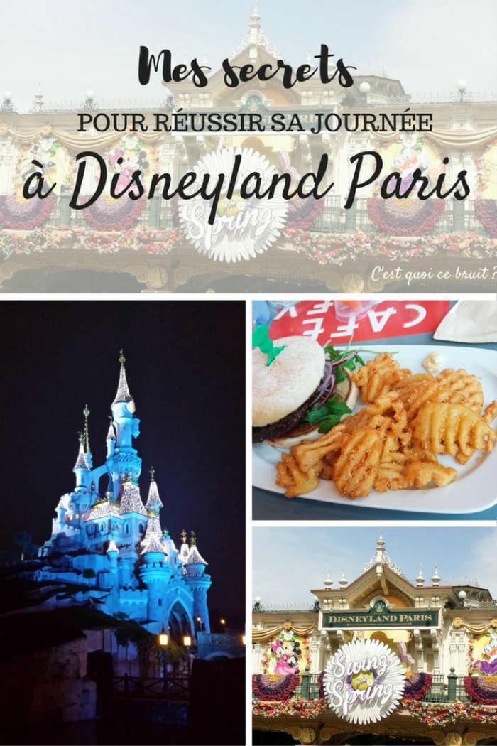 Mes secrets pour réussir sa visite à Disneyland Paris