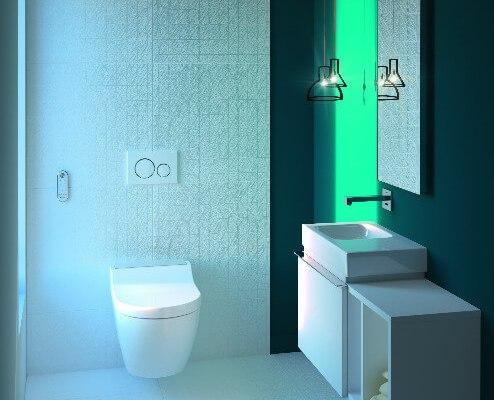 wc lavants aquaclean