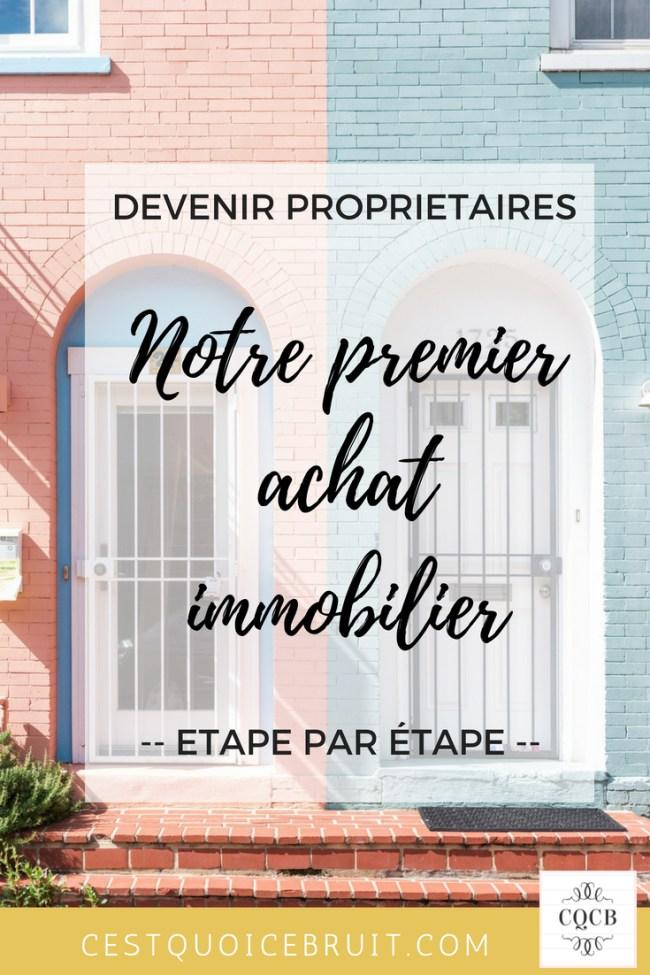 Devenir propriétaires, notre premier achat immobilier #propriétaires #achatimmobilier #home #autoentrepreneur #freelance