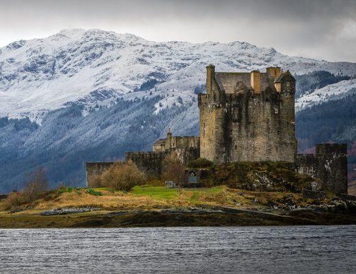 5 choses à faire en Ecosse : le château d'Eilean Donan Castle