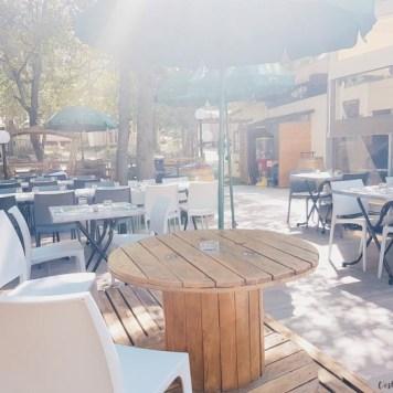 Le bar de Tophapi Sainte Baume