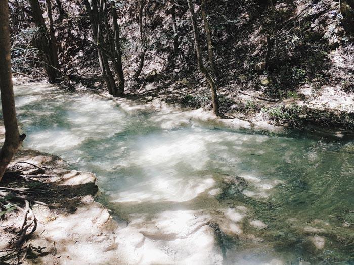 Promenade en Provence Verte : Source de l'Huveaune (Var)
