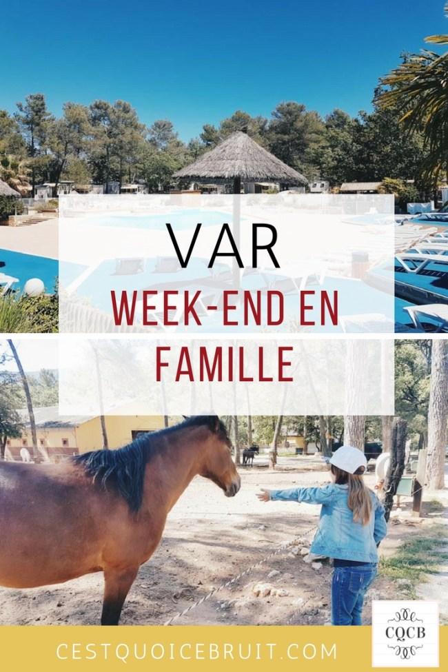 Week-end en famille dans le Var à Saint-Maximin chez Tohapi #camping #tohapi #saintmaximin #var #travel