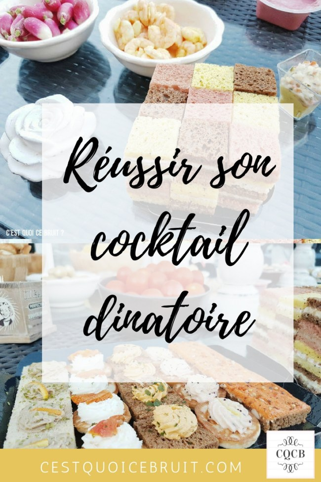 Réussir son cocktail dînatoire #cocktail #appetizer #apero #aperitif #aperodinatoire #food
