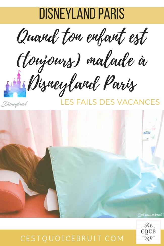 Enfant malade à Disneyland Paris #disneylandparis #disneyland #kids #famille