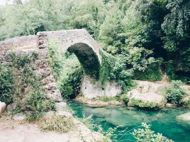 Randonnée au Pont des Tuves dans le Var