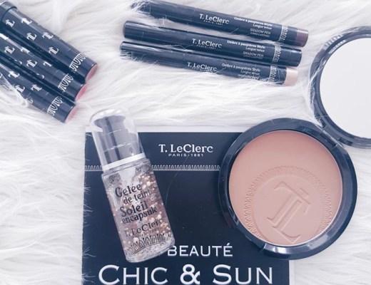 Beauté : édition limitée Chic & Sun avec T.Leclerc