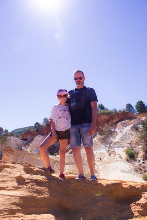 Colorado Provençal en famille