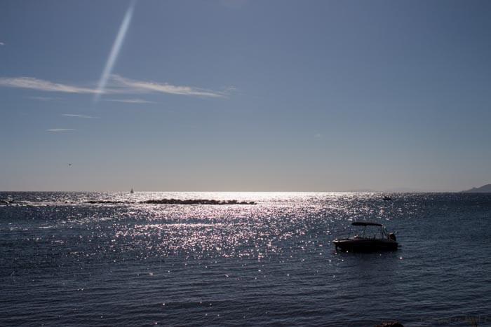 Cannes, visite de l'île Saint Honnorat en famille