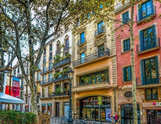 Visiter Barcelone en famille