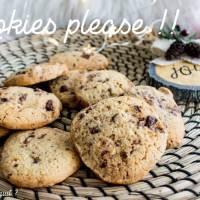 Enfin des cookies réussis ! #recette