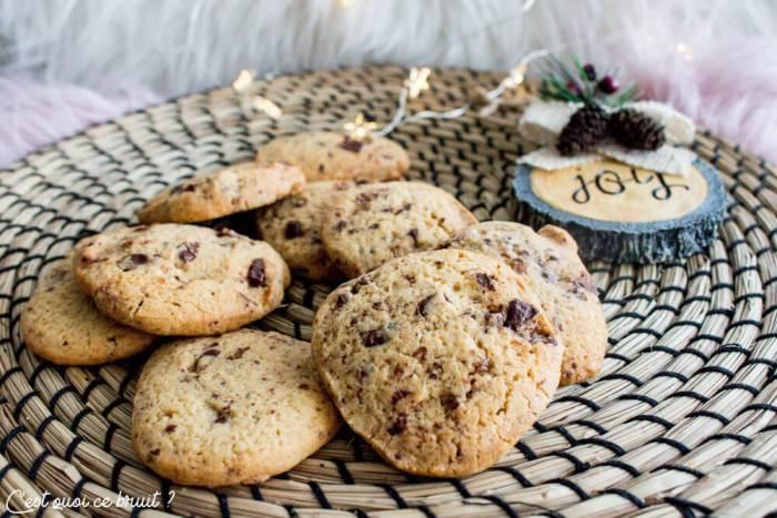 Cookies américain recette facile