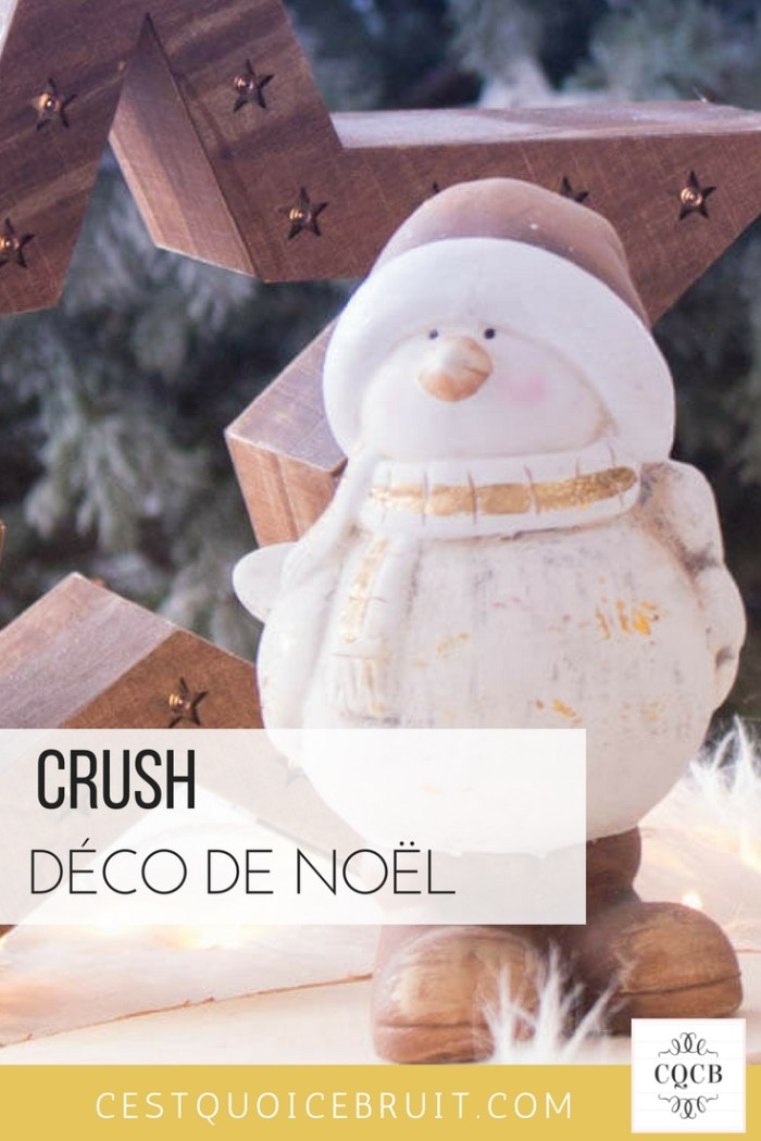 Crush déco de Noël #déco #noel #crush #décoration