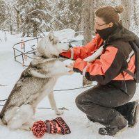 Promenades féeriques en Laponie finlandaise