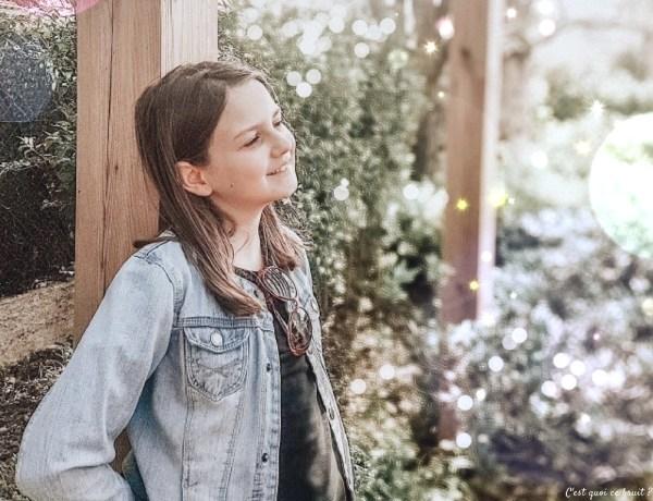 Grandir et sortir de l'enfance, la préadolescence (entre,, le podcast de Justine)