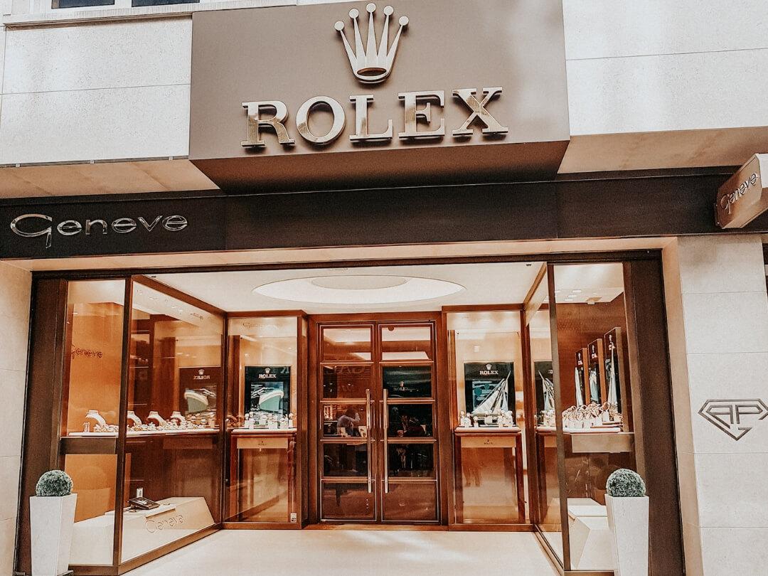 Andorra Shopping Festival en famille, marques de luxe