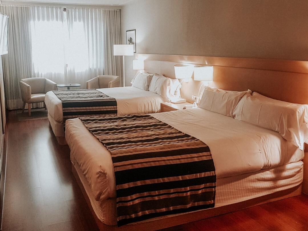 Séjour en famille en Andorre, hôtel Holiday Inn Andorra