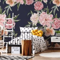 Relooker une chambre d'enfant avec du papier peint #concours