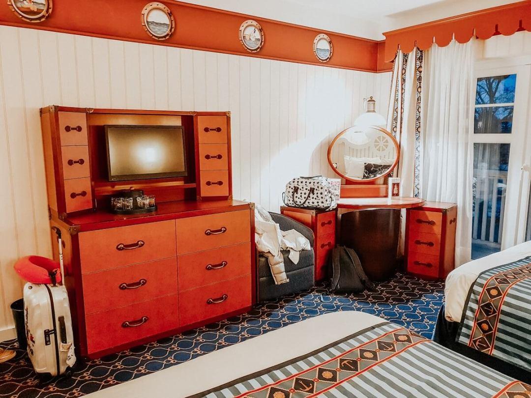 Chambre Disney's Newport Bay Club