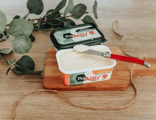 5 astuces pour faire baisser son cholestérol avec ProActiv Expert sans huile de palme