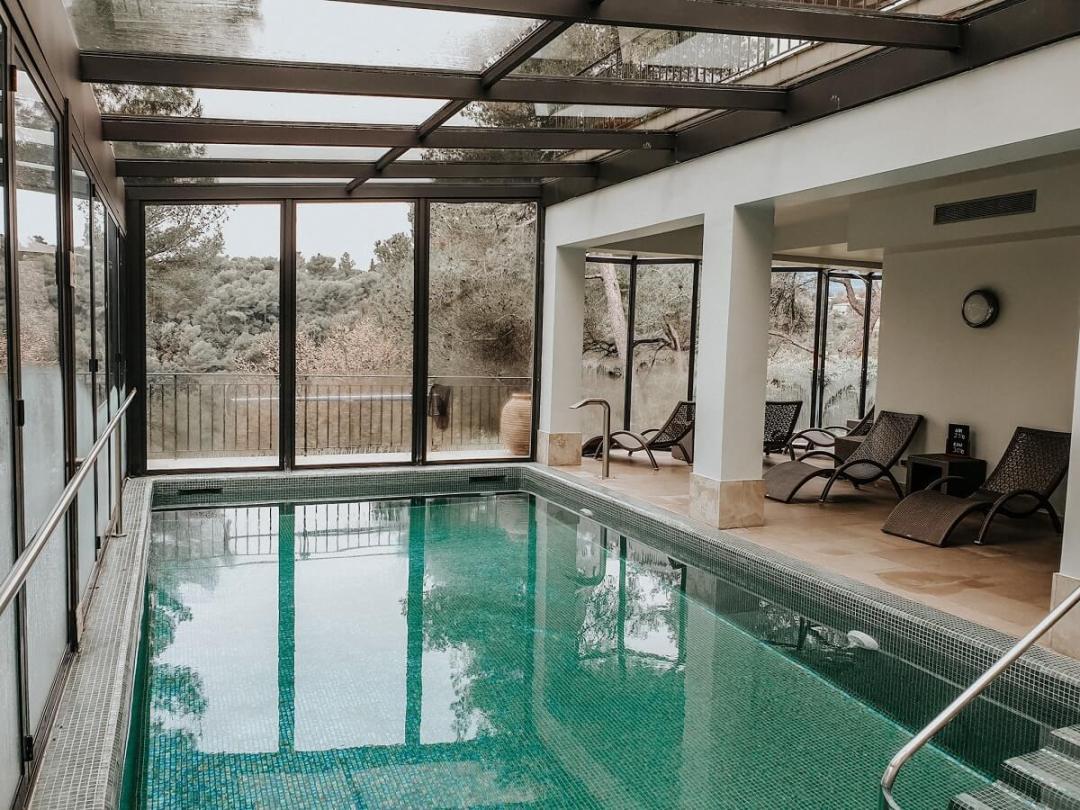 Profiter du spa en famille à l'hôtel spa Cantermerle à Vence