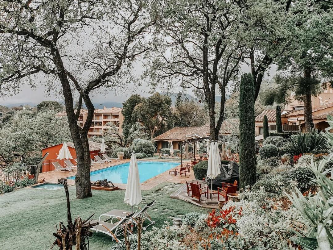 Vacances en famille, découvrir Vence et l'hôtel Cantemerle