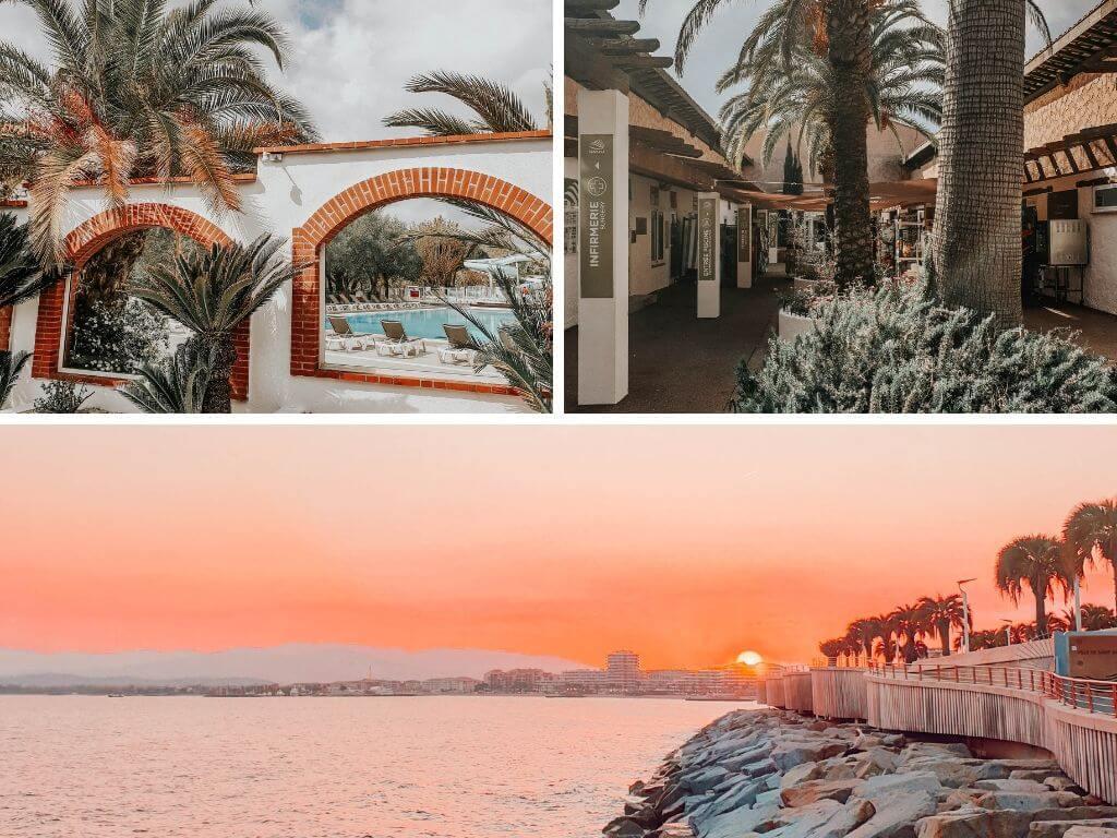 Camping de luxe à Saint-Raphaël dans le Var : Sandaya Douce Quiétude