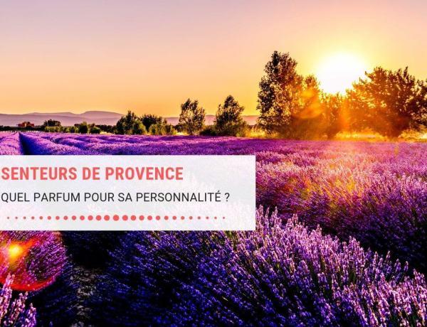 Des parfums pour femme aux senteurs de la Provence