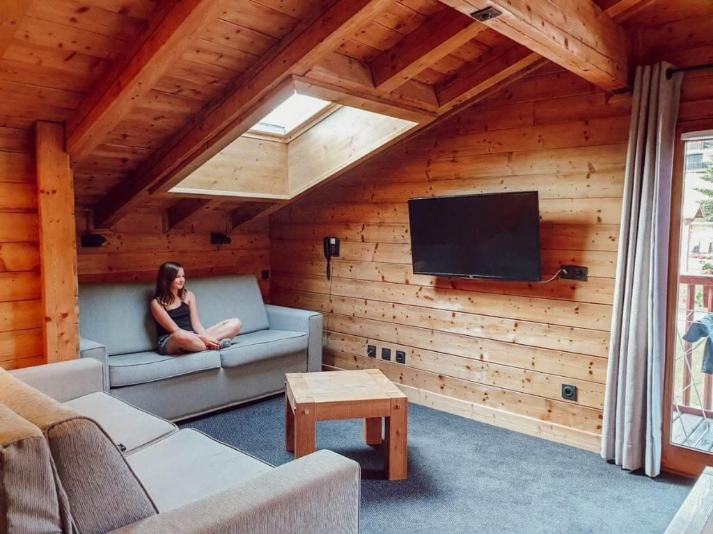 Notre appartement familial au Chalet cosy, Les Saisies
