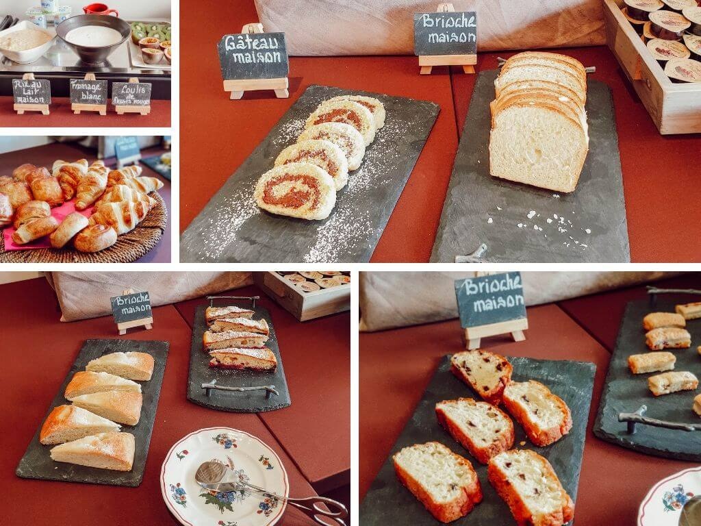 Chalet Cosy, Les Saisies, le petit déjeuner maison