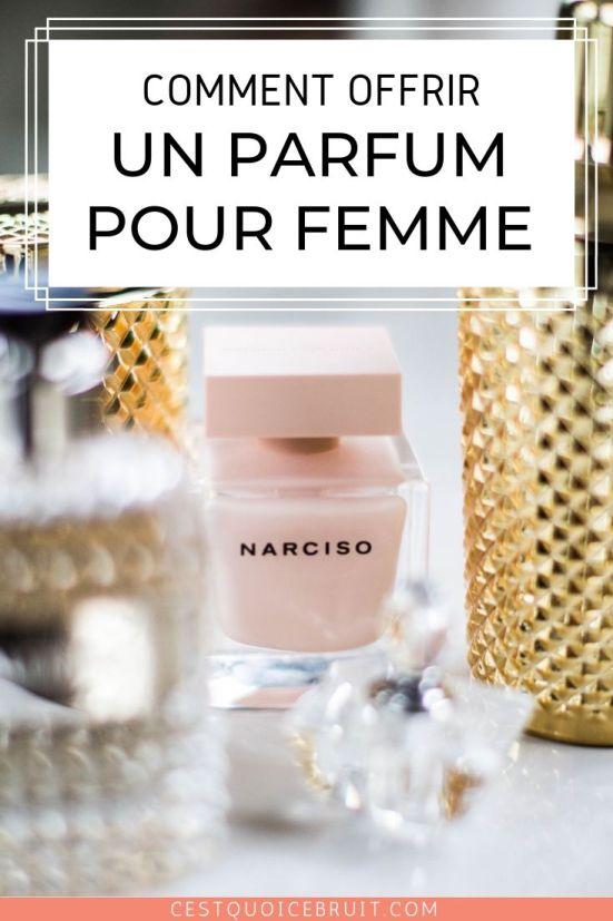 Comment offrir un parfum pour femme ? #parfum #fragrance #femme #cadeau