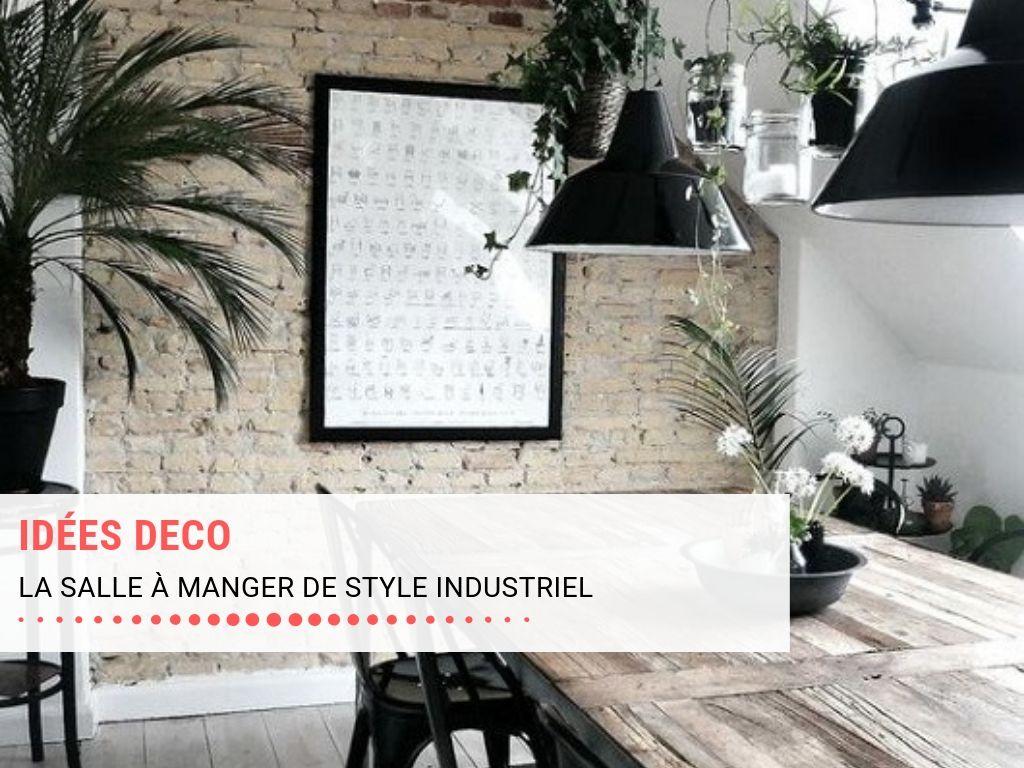 Inspiration Deco La Table De Salle A Manger De Style