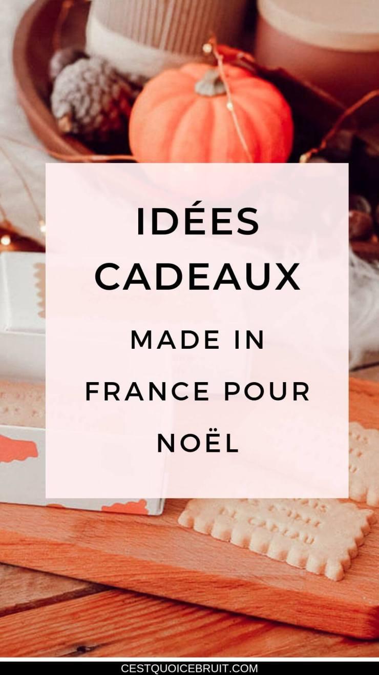 Idées cadeaux Made in France pour Noël : papeterie, gourmandise et trucs de filles #cadeaux #noel #shopping #wishlist #madeinfrance #france