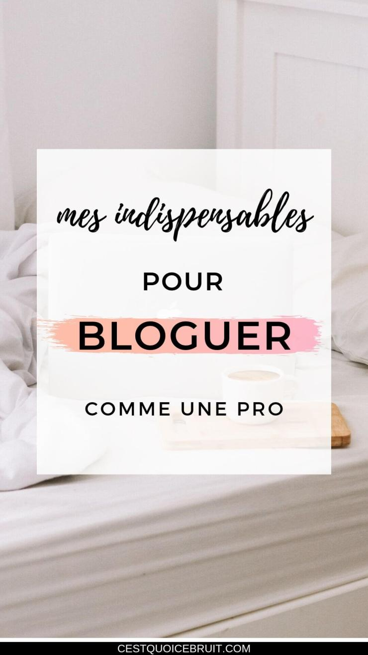 Mes indispensables pour bloguer comme une pro #bloguer #blogueuse #blogging #photo #contentcreator