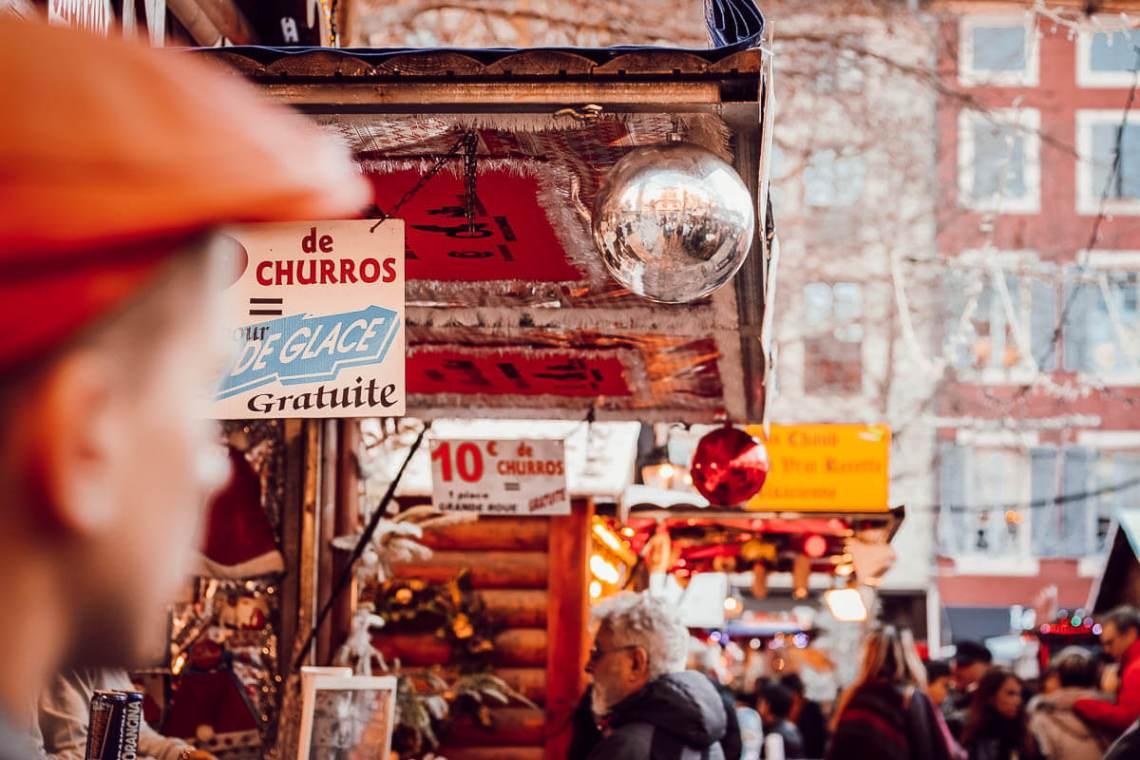 Découverte du marché de Noël de Carcassonne, blogtrip famille