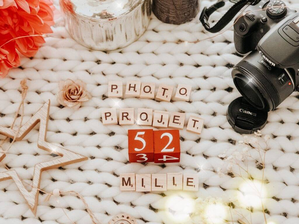 Projet 52 2020 défi photo