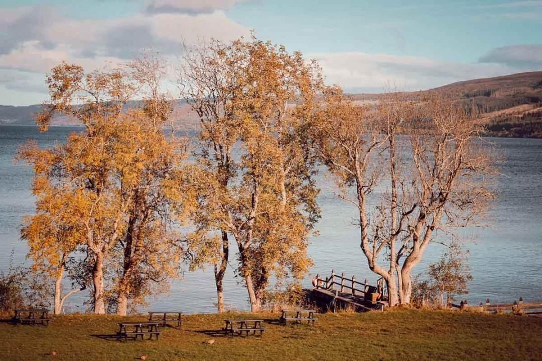 Découvrir le Loch Ness en famille (voyage en Ecosse en octobre)
